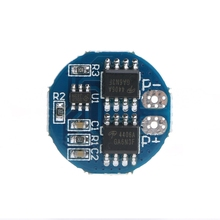 2S 5A Li ion Lithium Battery 7 4v 8 4V 18650 Charger Protection Board bms pcm