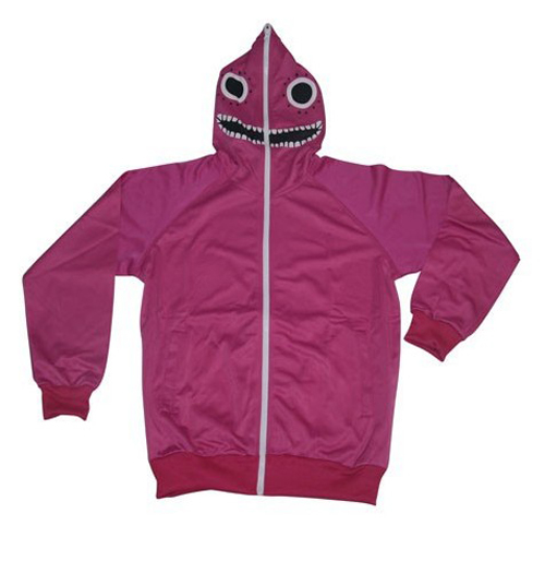 Himouto Umaru-chan Hoodies Cotton Zip up Coat Jacket Sweatshirt Cosplay Costumes