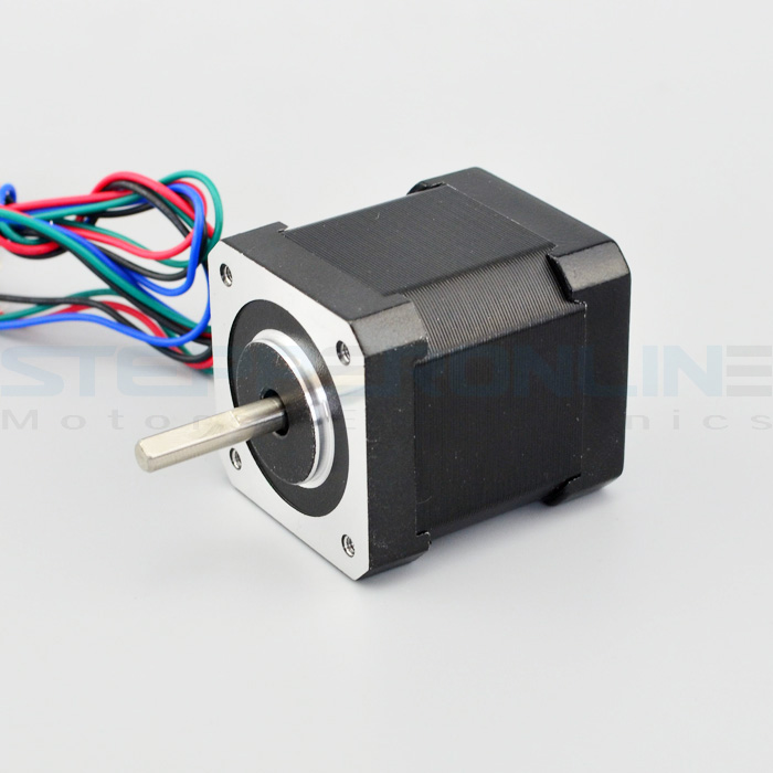 5 pcs 4 Lead Nema 17 Stepper Motor 2A 17HS19 2004S1 for DIY 3D Printer motor aliexpress com buy 5 pcs 4 lead nema 17 stepper motor 2a (17hs19  at readyjetset.co