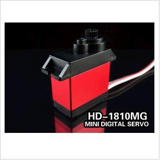 ФОТО hd 1810mg 3.9kg power torque metal tooth digital servo 250-450 level straight machine application free shipping