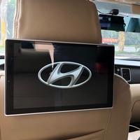 Автомобильные ТВ экраны Android монитор подголовника для hyundai Accent Azera Elantra Equus Genesis Grand i10 ix35 Santa Fe Sonata Veloster