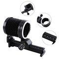 Macro Bellows For Canon Bellows Lens Tripod Mount Extension Bellows For Canon EOS EF Mount Focus Camera