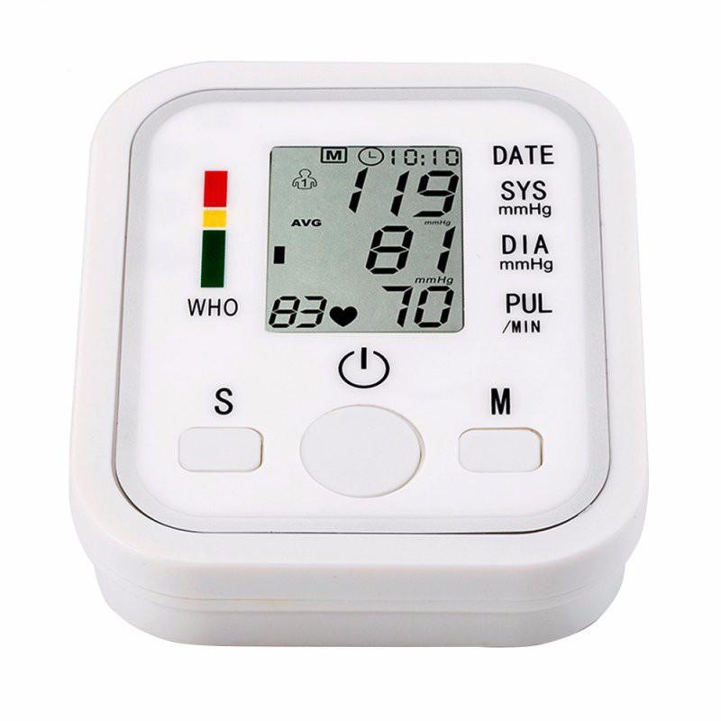 Upper arm blood pressure monitor blood pressure machine measuring blood pressure cuff blood pressure monitor arm blood pressure (4)