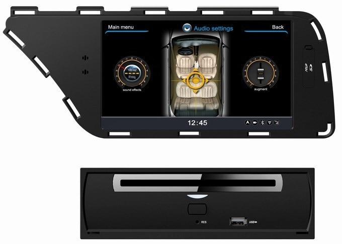 a4 s4 rs4 a5 s5 gps navigation for audi a4 s4 rs4 a5 s5 car radio stereo media dvd gps. Black Bedroom Furniture Sets. Home Design Ideas