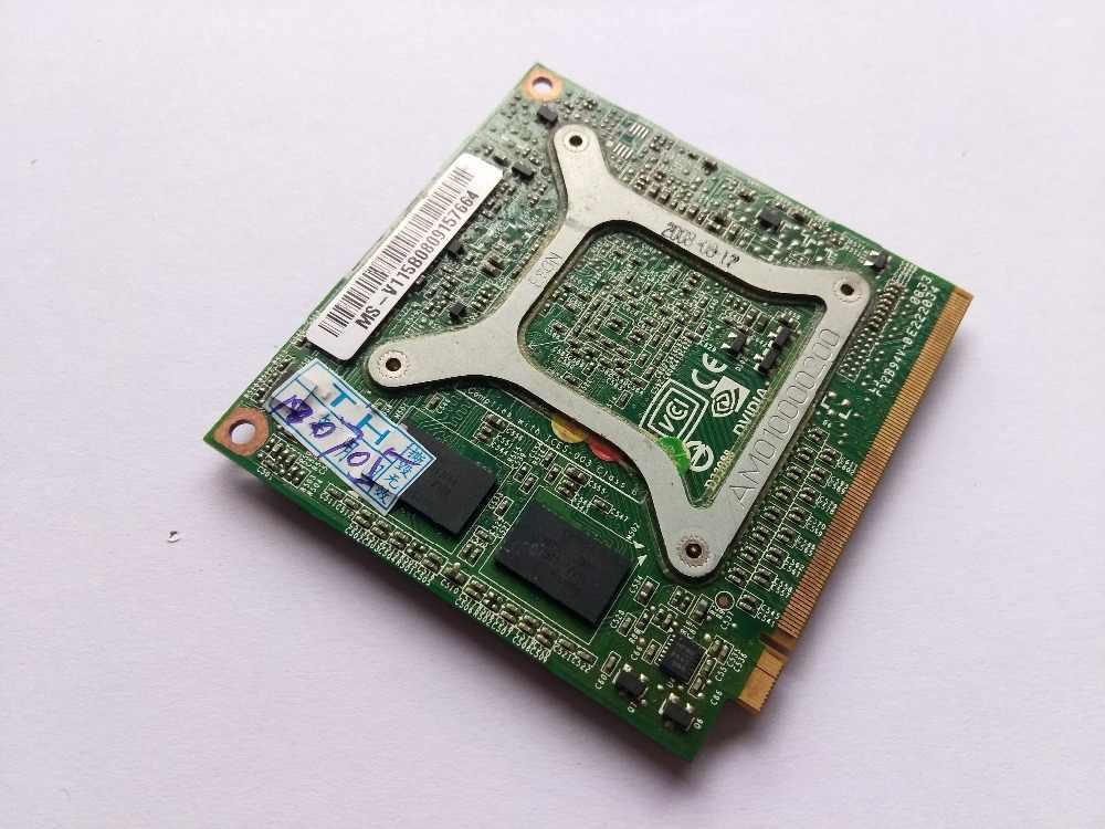 Original Geforce 9300M GS graphics card MXM II DDR2 256MB VG.9MG06.001 VGA CARD for Acer 5520G 6930G 7720G 4630G 7730G