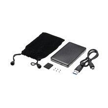 Boîtier pour disque dur externe Micro SATA à Mini USB 1.8 pouces, adaptateur pour disque dur SSD