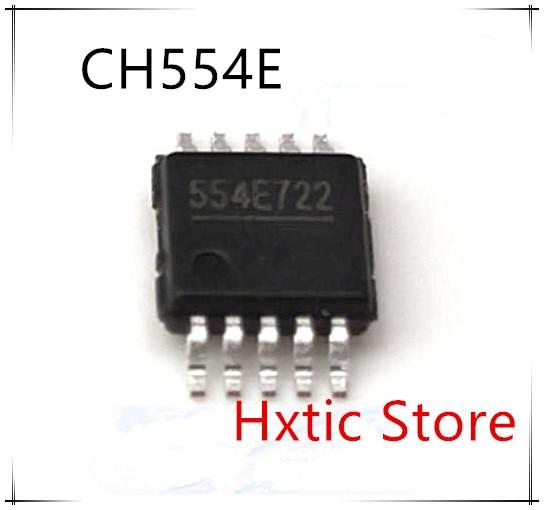 10pcs/lot CH554E CH554 MSOP-10