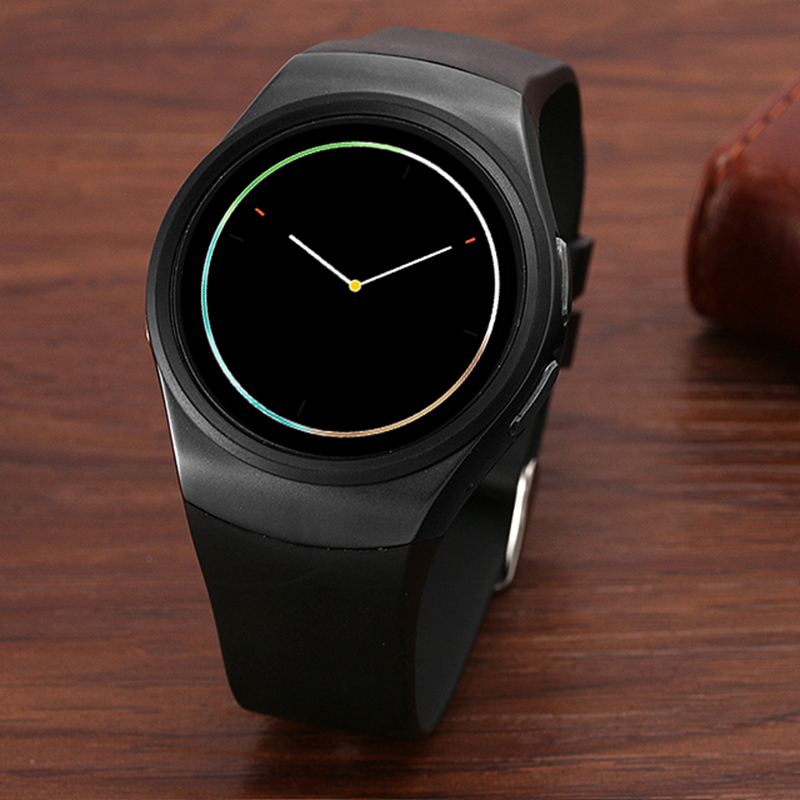 Wearable Devices Bluetooth man watch Original brand full screen Support SIM TF Card black Smartwatch Phone Heart Rate for Iphone tt tf ths 02b hybrid style black ver convoy asia exclusive