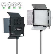 3200K-5600K Bi-color LED Panel video lighting v-lock for sony camera video