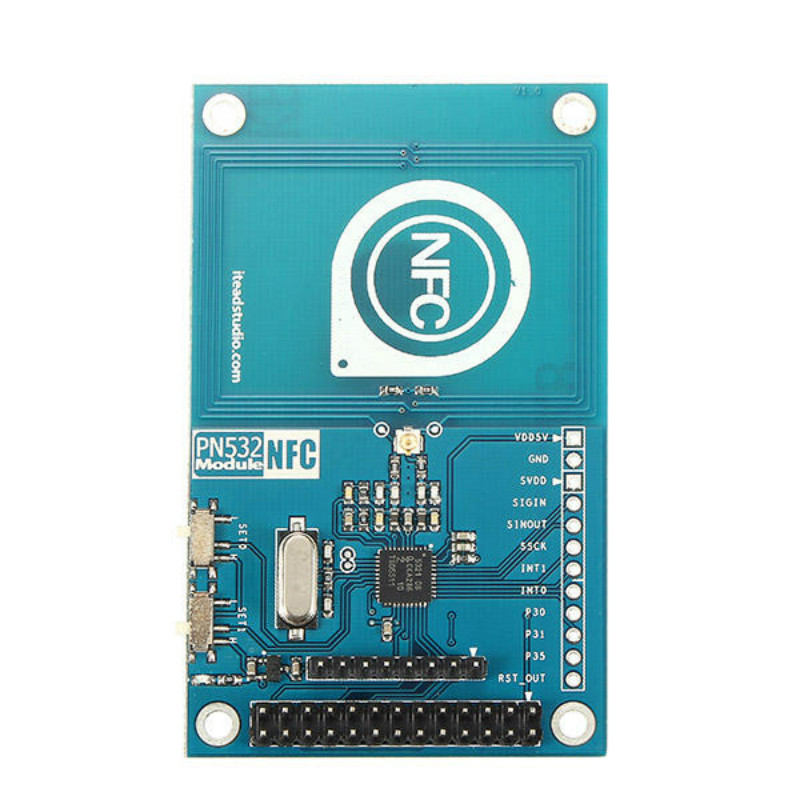 PN532 13 56MHz NFC Precise RFID IC Card Reader Module for Arduino Raspberry  PI