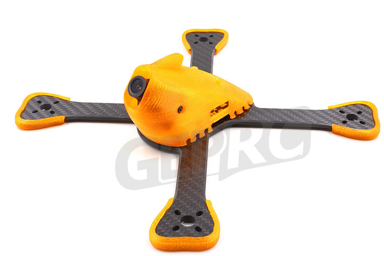 DIY Geprc GEP-BX4 GEP-BX5 GEP-BX6 FlyShark W / TPU Hood DIY Quadcopter Airplane Frame  FPV Racing GEP-RX5 for T5045BN V2 propell рено сценик rx 4 в мурманске