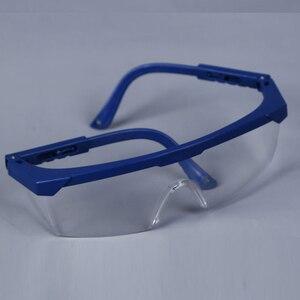 Image 4 - ZK20 دروبشيبينغ نظّارة واقية نظارات السلامة لحام نظارات الأخضر العين ارتداء قابل للتعديل العمل خفيفة نظارات