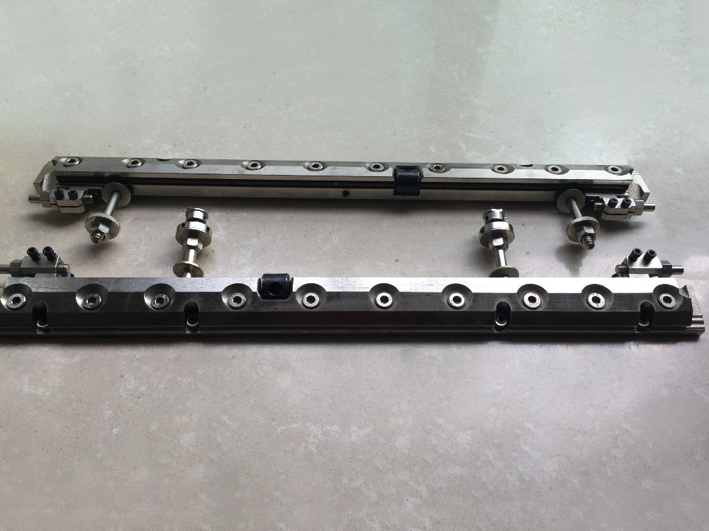 1 set bonne qualité Rapide Fixation De La Plaque D'action GTO 52 de heidelberg gto-52 machine