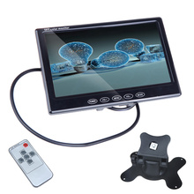 7″ TFT LCD Car Monitor Auto TV Car rear view camera with mirror monitor Parking Assistance Backup Reverse Monitor Car DVD Screen