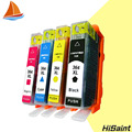 4x compatível para hp 364 xl cartucho de tinta para photosmart DeskJet 3070A Photosmart 3520 5510 5520 6510 6520 7510 7520 impressora