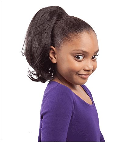 Kids black natural curly human hair drawstring ponytail hair kids black natural curly human hair drawstring ponytail hair extension clip in natural hair afro ponytail pmusecretfo Images