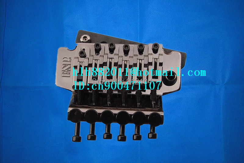 free shipping new double wave electric guitar bridge    8287 free shipping hot 5150 double wave electric guitar in the lottery maple