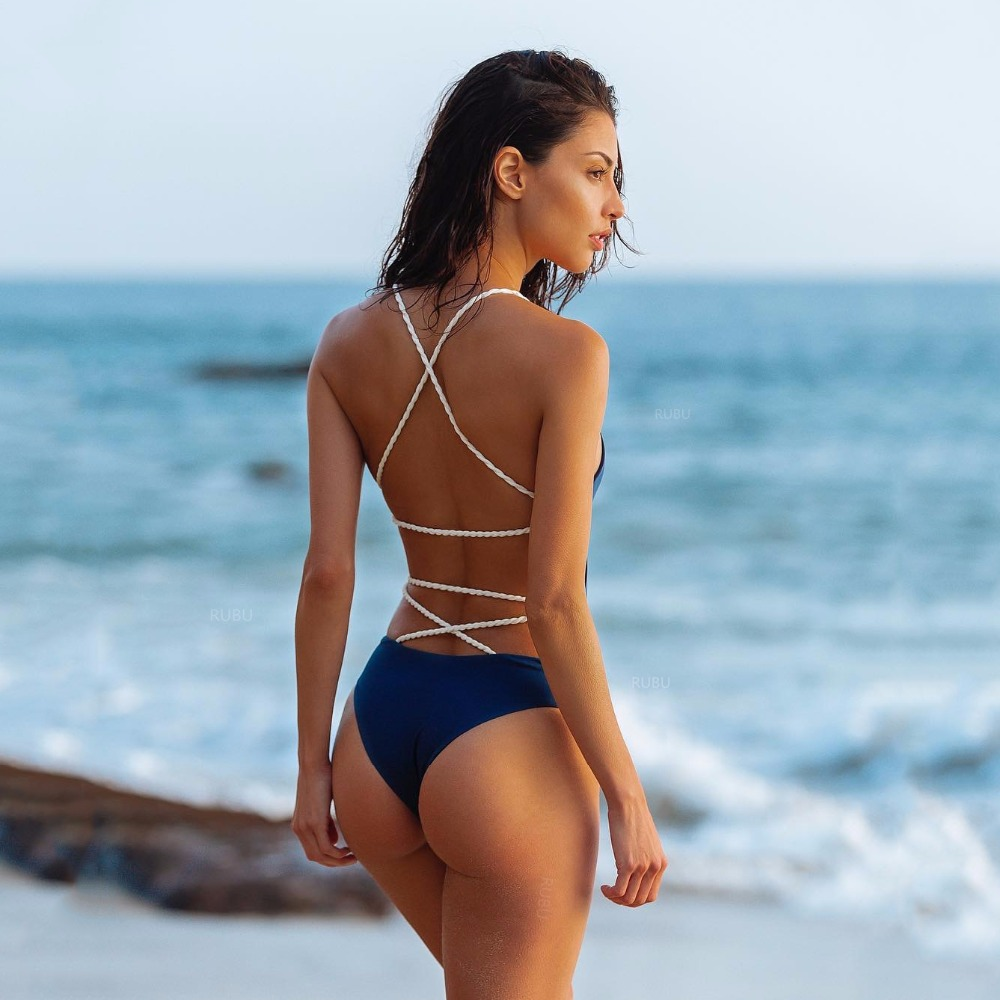 Beautiful swimwear one piece 3