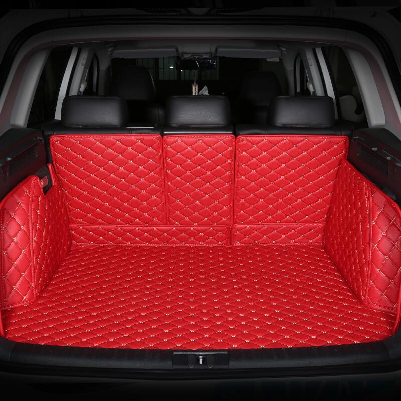 Tapis de coffre de voiture sur mesure spécial pour BMW Mini Coopers Clubman Countryman Paceman un tapis tapis revêtements de sol (2008-maintenant)
