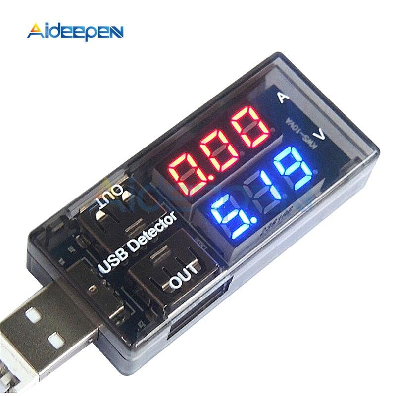LED Display Panel Digital Voltmeter w// Alarm Indicator 3 Way DC 0-99.9V ASS