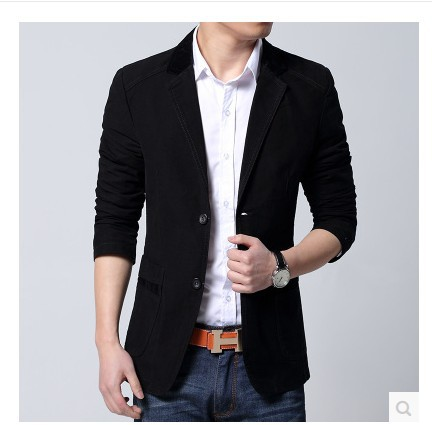 Black Party Jacket