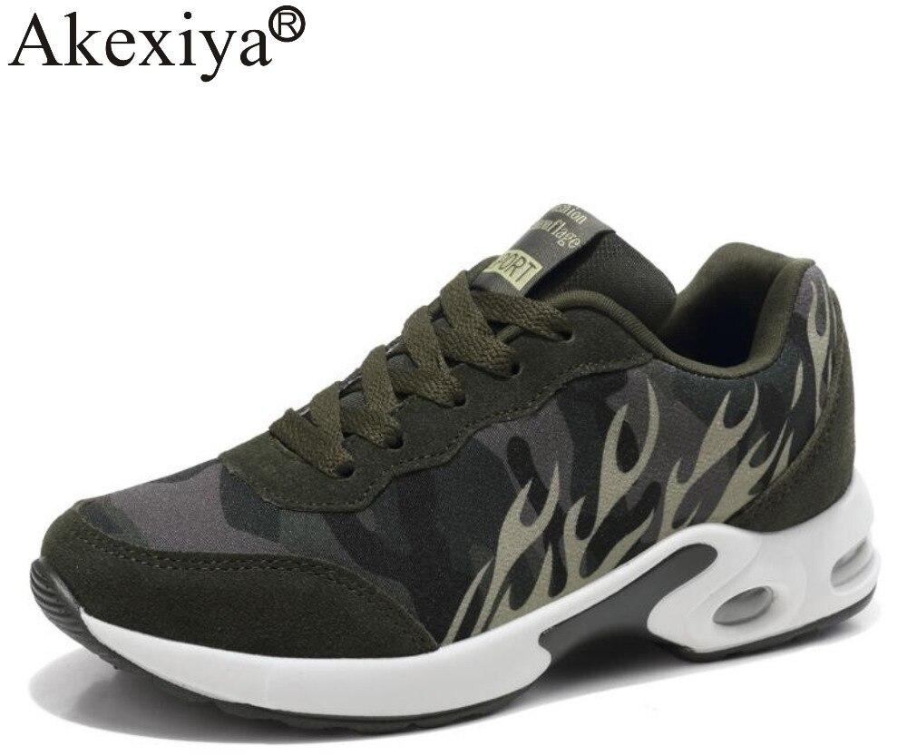 US $18.82 17% OFFAkexiya Camouflage Unisex Löparskor Män Kvinnor Luftkudde Andas Camo Outdoor Sport Sneakers Skor Storlek 35 44 i Löpning    US $ 18.82 17% RABATT   title=  6c513765fc94e9e7077907733e8961cc    Akexiya Camouflage Unisex Running Shoes Men Women Air Cushion Breathable Camo Outdoor Sport Sneakers Footwear Size 35 44 in Running