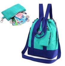 2016ใหม่8สีผู้หญิงกระเป๋าสะพายกระเป๋าคู่ออกแบบกระเป๋าถือที่มีคุณภาพสูงไนลอนหญิงกระเป๋าถือb olsasถุงหลัก