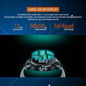Image 3 - Zeblaze Neo Serie Kleur Touch Display Smartwatch Hartslag Bloeddruk Vrouwelijke Gezondheid Countdown Call Afwijzing Wr IP67
