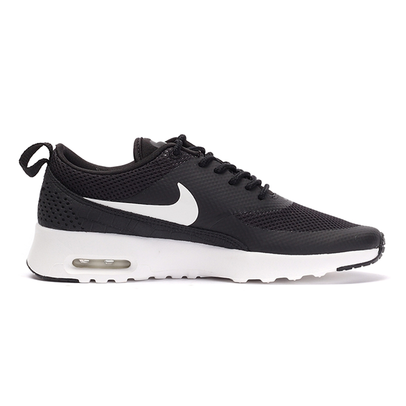 new style 62c43 9dd0e Original NIKE AIR MAX THEA Women s Running Shoes Cushioning Lace up  Breathable Low cut Sneakers Women Outdoor Lightweight Shoes-in Running Shoes  from Sports ...