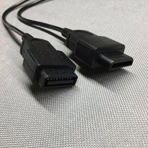 Image 4 - Буким 10 шт. контроллер геймпад 1,8 м Удлинительный кабель Расширенный линейный шнур провод для SEGA saturn для SS