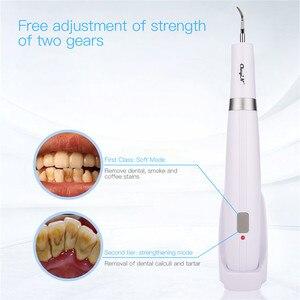 Image 5 - Eliminador de cálculo Dental eléctrico 3 en 1, Pluma de eliminación de sarro sónico de iones, limpiador de dientes para el hogar, cepillo de limpieza de dientes, cuidado Dental 31