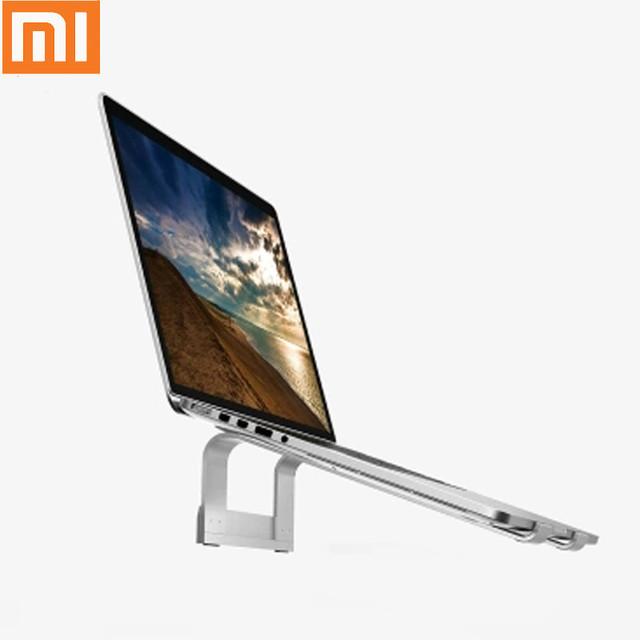 Original Xiaomi Mijia L-Stand Laptop Stand Holder Notebook Bracket Stands Laptop Aluminum Alloy Material Laptop Holder 15 inch