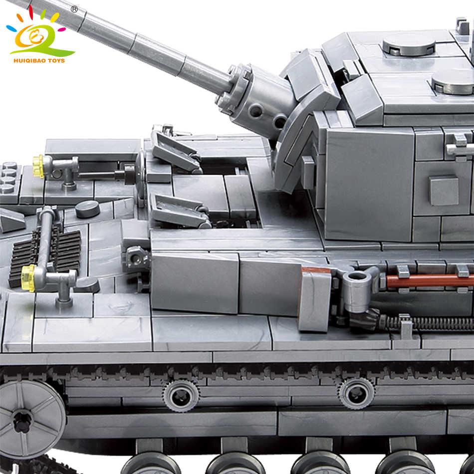 1193 шт. военная армия серия WW2 Танк F2 модель строительные блоки немецкие солдаты фигурки кирпичи развивающие игрушки для детей мальчик