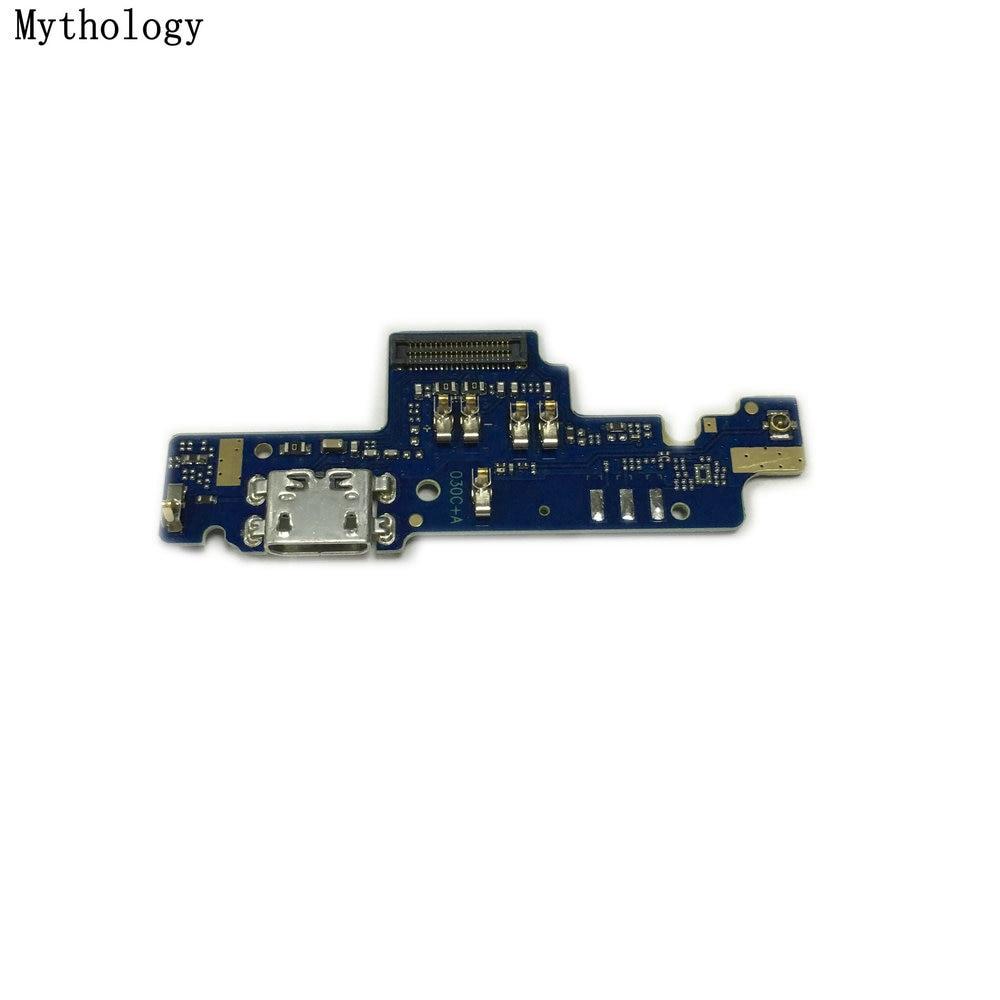La mythologie Pour Xiaomi Redmi Note 4X USB De Charge Conseil Flex Câble Microphone Mobile Téléphone Chargeur Circuit