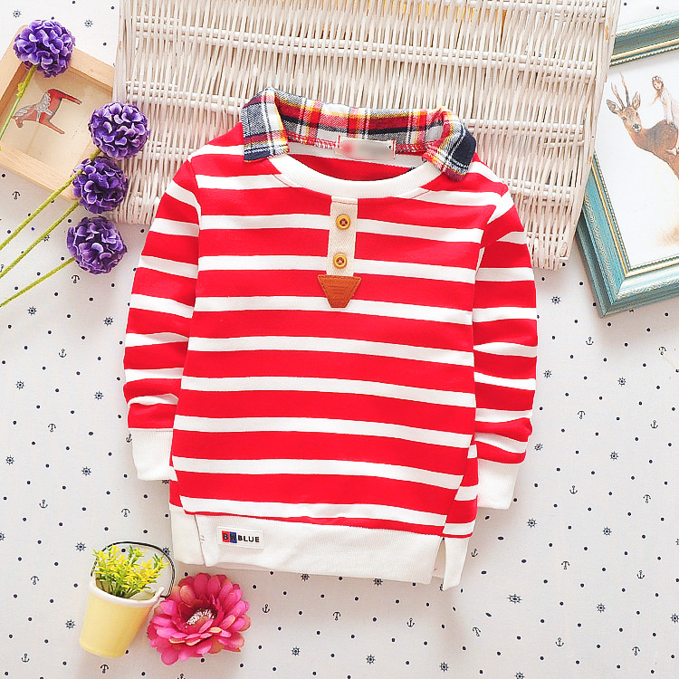 High-Quality-Kids-Boys-Polo-Shirt-Baby-Boy-Clothes-Spring-Long-Sleeve-Cotton-Striped-Detachable-Collar-Tshirt-Toddler-6-24month-4