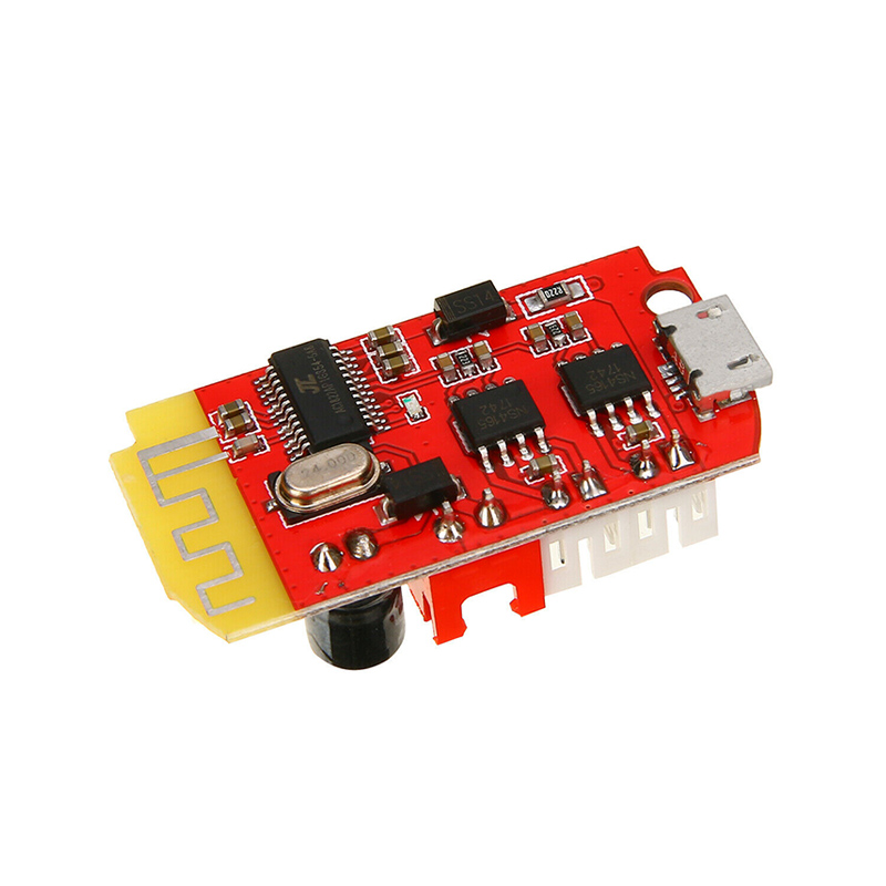 CT14 Micro Bluetooth Power Ampifier Board Module Bluetooth 4.2 Stereo Board XJ66