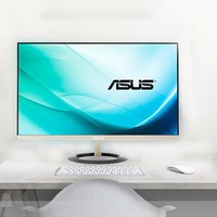 ASUS VZ279N 27 inch Full HD IPS 16: 9 Widescreen 1920x1080 Anti glare Screen Surface LCD Monitor Eye Care Protection