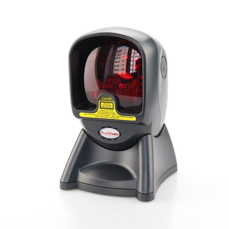 Livraison gratuite laser code à barres plate-forme de numérisation laser barcode scanner laser lecteur de codes barres SH-2028