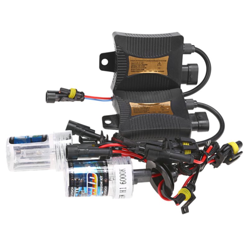 SUPER 55 W Slim XENON HID KIT H7 6000 K