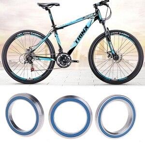 1 шт., 41,8 мм, велосипедный подшипник, гарнитура, герметичный картридж, детали для велосипеда, стальные ремонтные снасти, высокое качество