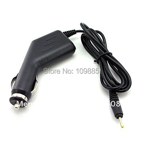 5 V/2 A Car charger for GPS Tablet PC Camera Plug OD 2.5mm