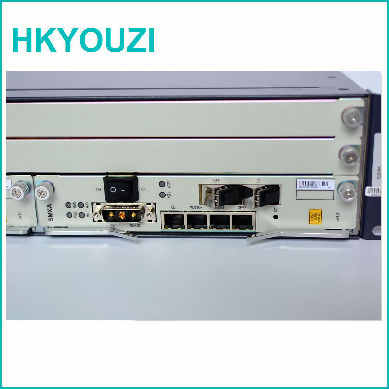 في STOCK ZXA10 C320 OLT ، SMXA / 1 Card * 2PCS مع 4port 1G - معدات الاتصالات