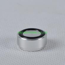 4pcs 20X10mm Black aluminum HIFI feet pad Chassis for Headphone Amplifier Speaker DAC CD Player Radio