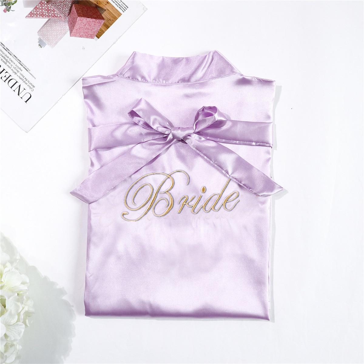 Bride - light purple