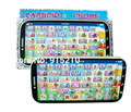 Детские игрушки Сотовый телефон Развивающие Игрушки Y-телефон Английский Язык Обучение Машины Сенсорный Экран детские игрушки для Детей с 48 Ключи