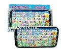 Los niños de juguete Juguetes Educativos Y-teléfono Inglés Idioma del teléfono Celular Pantalla Táctil de La Máquina de Aprendizaje del bebé de juguete para Niños con 48 Teclas