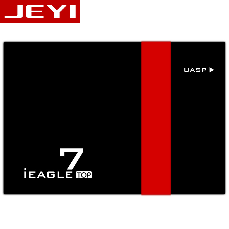 JEYI IEAGLE7 2.5 Mobile HDD SSD BOX USB3.0 Port Support TRIM NCQ VL716 Chip ALL Aluminium  Fast SATA3 Speed ONLY 7mm Harddisk