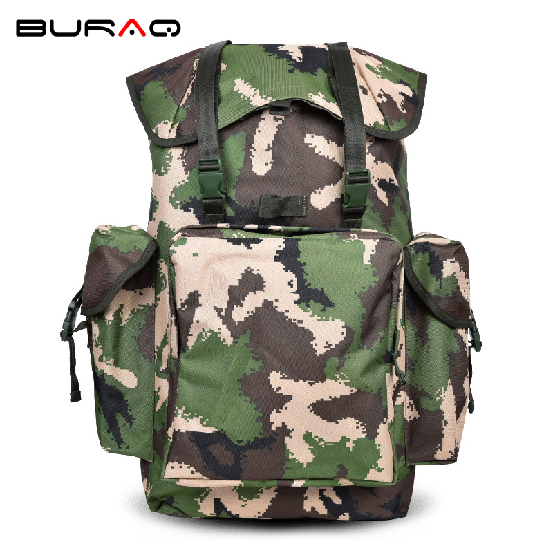 Outdoor Hiking Camping Hunting Camouflage Military Tactical Backpack Army Assualt Pack Mochila Militar Nylon Tactical Bag T0087 outlife new style professional military tactical multifunction shovel outdoor camping survival folding spade tool equipment