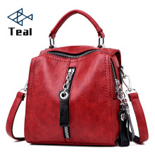 2019 Women Backpacks Women's pu Leather soft Backpacks Female school backpack women Shoulder bags for teenage girls Travel Bag korean style women s small backpacks female school bags double shoulder bag travel bags tide rivet pu leather backpack girls bag