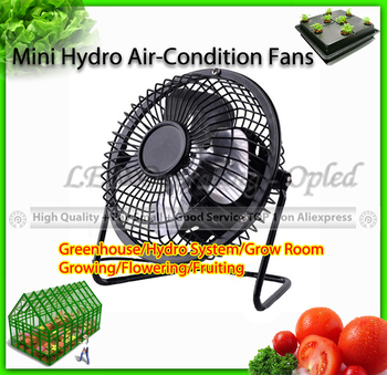 Grow box fans, grow tent fans Plug-and-play, fans for grow box tent indoor Hydro Hydroponics Growth(super with led grow light) фото